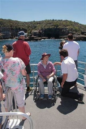 Jervis Bay Wild Cruises: Learning about the history of Jervis Bay