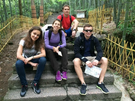 SAT China - Day Tours: Huangshan mnt
