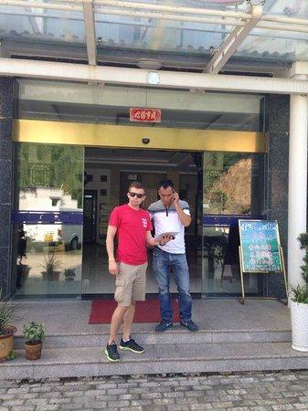 SAT China - Day Tours: Mr.Ge