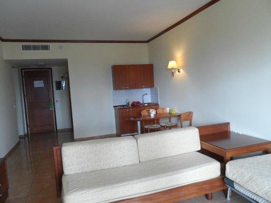 Kipriotis Aqualand: our massive dining living room