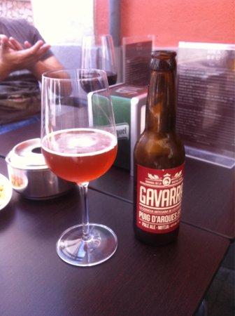 MacaBeu : Cerveza artesanal excelente