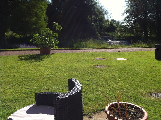 Champneys Henlow: View from our patio
