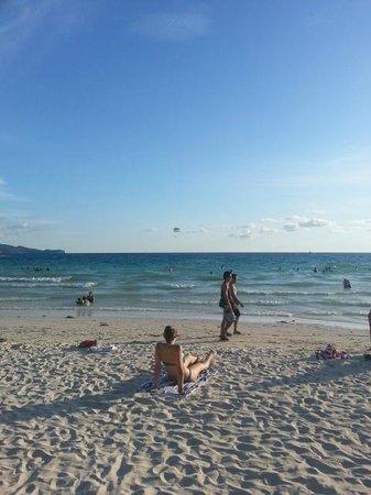 Red Coconut Beach Hotel: Beach