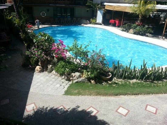 Red Coconut Beach Hotel : Pool