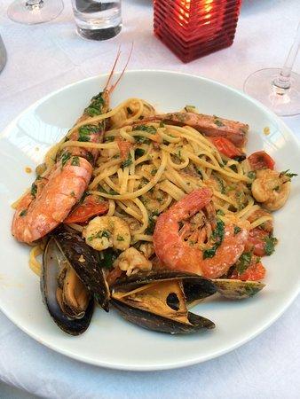 Don Marco Restaurant: Linguini