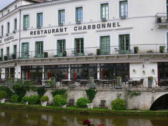 Charbonnel : vue du Restaurant