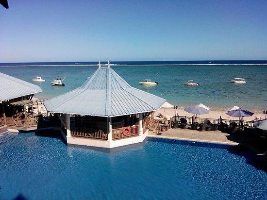 Pearle Beach Resort & Spa: super vue