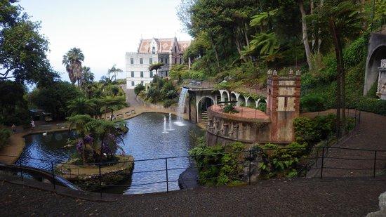 Monte Palace Madeira : Прекрасный парк, прекрасное место отдыха!