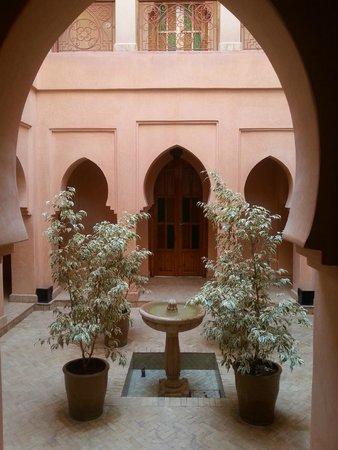 La Maison des Oliviers : Suite Courtyard