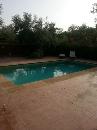 La Maison des Oliviers: Suite private pool