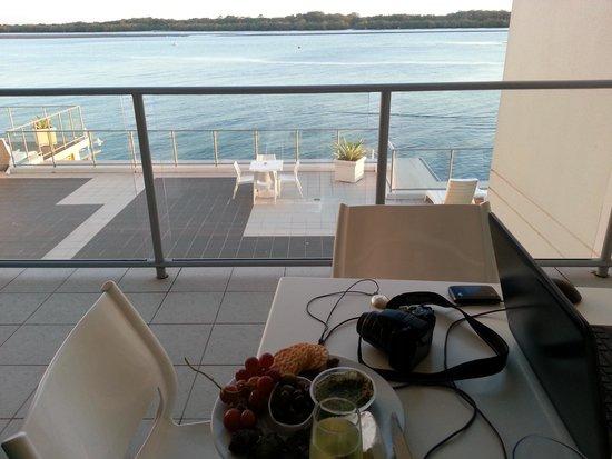Ramada Hotel & Suites Ballina Byron: Favourite spot!