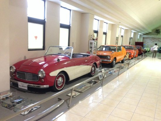 Ikaho Toy, Doll and Car Museum: 自動車博物館