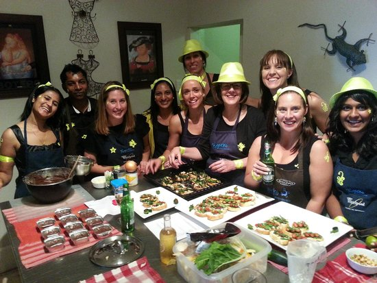 Gecko Culinary Adventures: Bring your group.