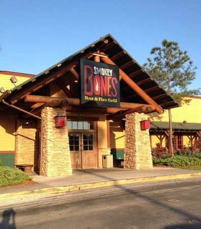 Smokey Bones Bar Fire Grill Kissimmee Restaurant Reviews Phone Number Photos Tripadvisor