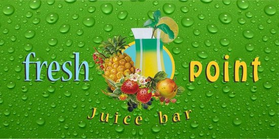 ‪Fresh Point Juice Bar‬