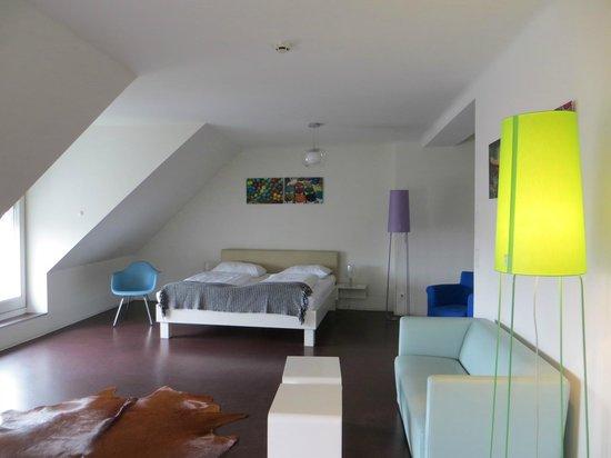 STANYS Das Apartmenthotel: Отличная кровать :)