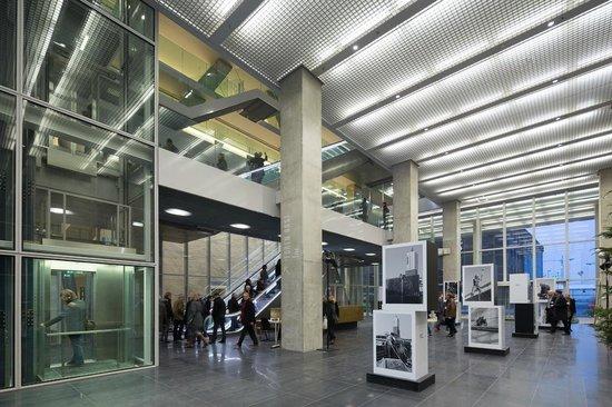 Atrium De Rotterdam by Rem Koolhaas (OMA)_ Ossip van Duivenbode ...