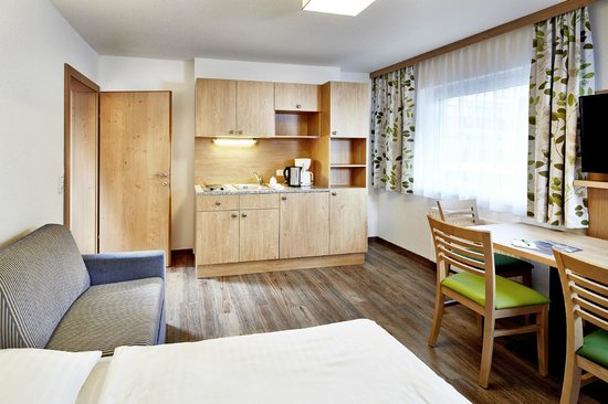 Hotel Grüner Baum: Appartment