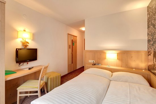 Hotel Grüner Baum: Doppelzimmer Economy