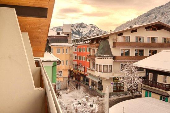 Hotel Grüner Baum: Aussicht