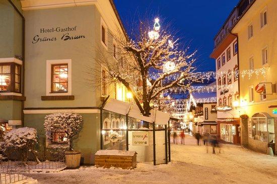 Hotel Grüner Baum: Hotel