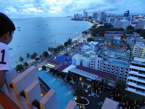 Hilton Pattaya: Fantastic view...