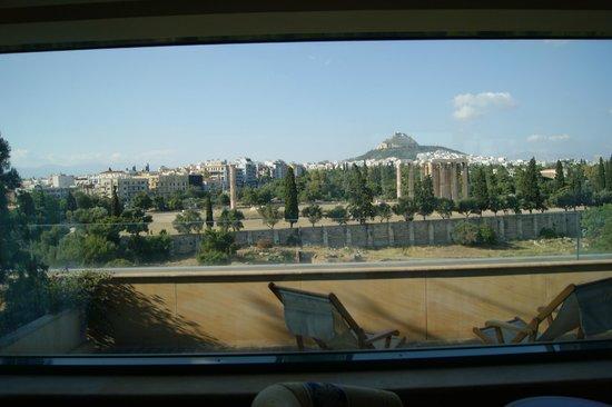 Royal Olympic Hotel: Vistas