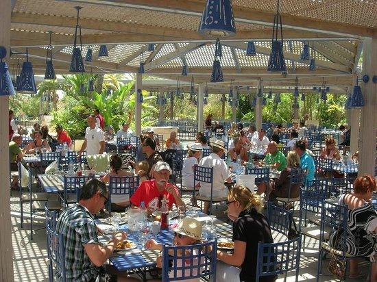 Club Med Djerba la Douce : salle à manger