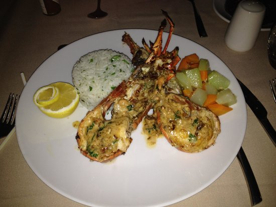Coin de Mire Attitude : Lobster Meal