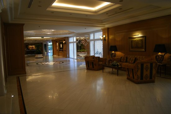 Royal Olympic Hotel: Hall