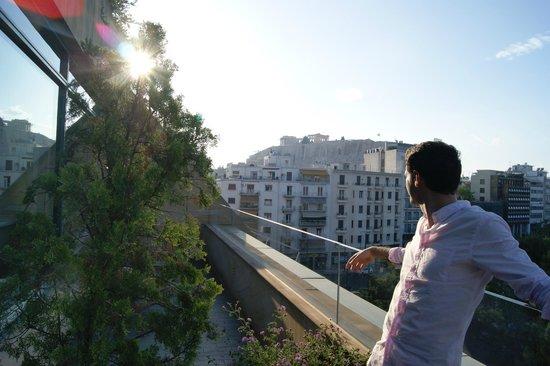 Royal Olympic: Habitación Balcon