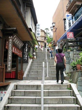 Ikaho Stone Step Street: ...