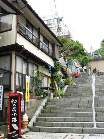 Ikaho Stone Step Street : ...