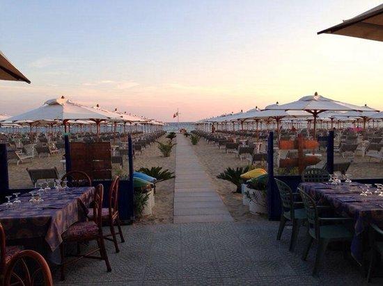 Stabilimento Balneare Sirio: Nella splendida cornice della spiaggia di Serapo, luogo ideale per momenti di relax!!!!