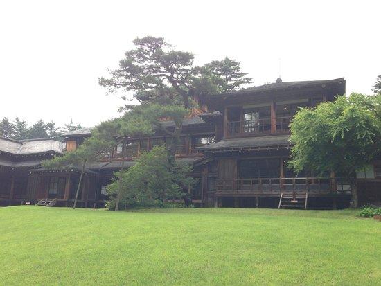 Nikko Tamozawa Imperial Villa Memorial Park: 御用邸