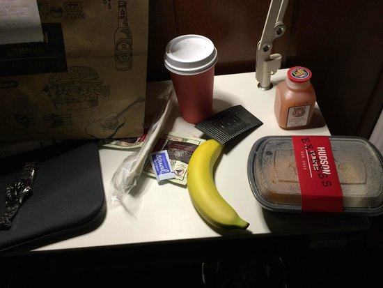 "Hudson Hotel New York: ""Concept""-breakfast in America"