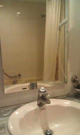 Grand President: Bathroom
