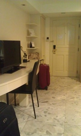 Grand President : View of room from kitchenette
