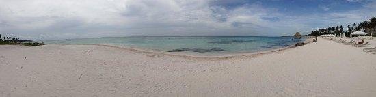 The Westin Puntacana Resort & Club: Beach Panorama