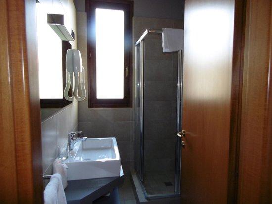 Giulietta e Romeo Hotel : bagno