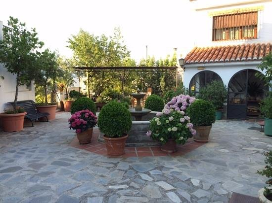 Alcadima Hotel: Hotel Gardens