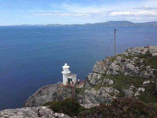 Sheep's Head Peninsula : The lighthouse