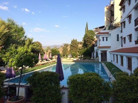 Alcadima Hotel: Hotel Pool