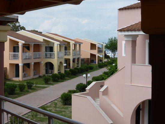 Mayor Capo Di Corfu: Hotelgelände