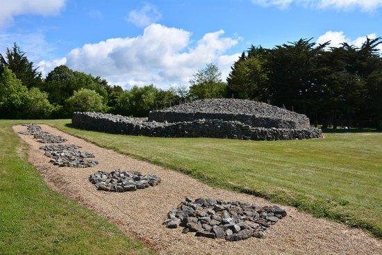 Site des Mégalithes de Locmariaque : la table des marchands