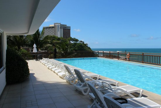 Vila Gale Salvador : Piscina del hotel