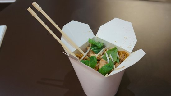 Wok and Rice