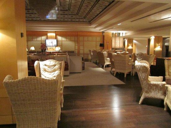 Starhotels Metropole: Lobby
