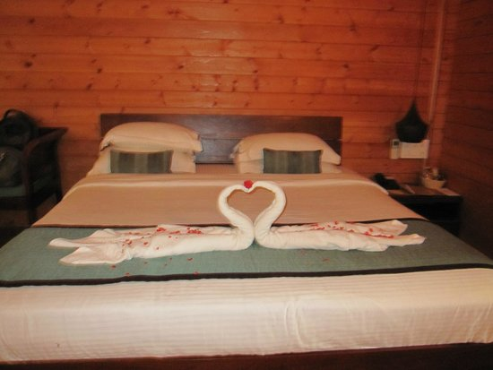 Ozran Heights Beach Resort: Room Decoration
