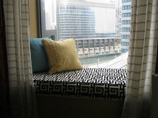 Kimpton Hotel Monaco Chicago: Great View